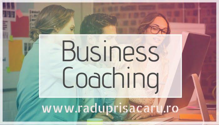 Business Coaching 2 www.raduprisacaru.ro