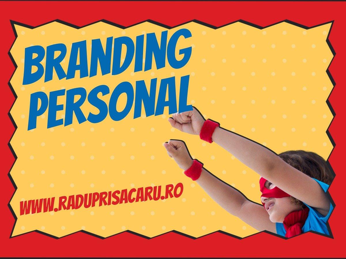 Branding Personal Super www.raduprisacaru.ro